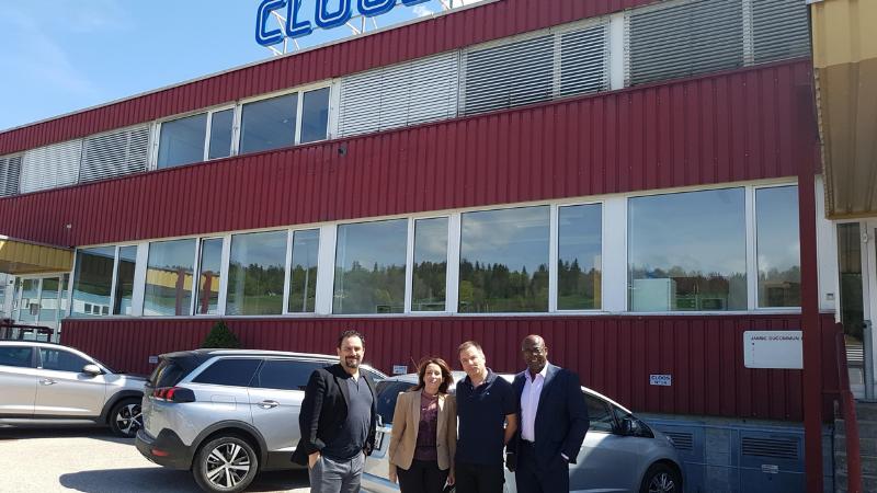 Development and Manufacturing Partners chosen in Switzerland