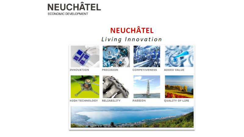 Alpha Vet Tech Visits Switzerland by Invitation of the Canton of Neuchâtel